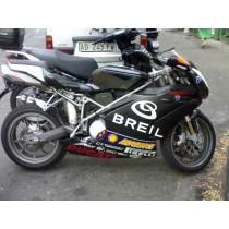 Ducati 749/999 05-06 Fairing P/N