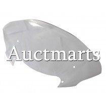 "Clear Windshield Aero Flip Spoiler 11"" Tall Fits Victory Cross Country (P/N: CFP-HL1584-045A)"