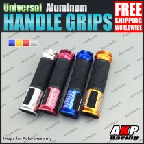 "Universal Motorcycle 7/8"" 22mm Handle Grips ST6"